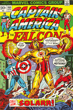 Captain America 160