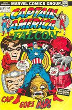 Captain America 162