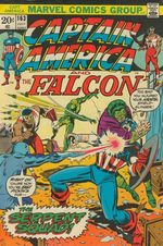 Captain America 163