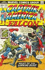 Captain America 166