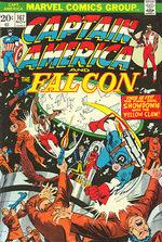 Captain America 167