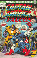 Captain America 170