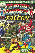 Captain America 174