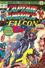 Captain America 180