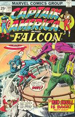 Captain America 184