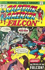 Captain America 191