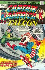 Captain America 192