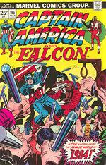 Captain America 195