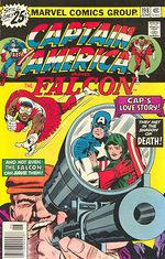 Captain America 198