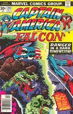 Captain America 202