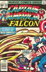 Captain America 209