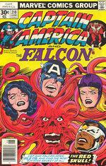 Captain America 210