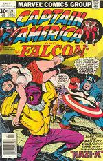 Captain America 211