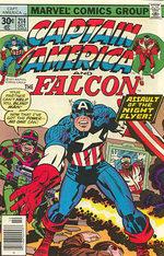 Captain America 214