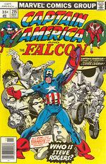 Captain America 215