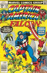 Captain America 218