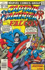 Captain America 220