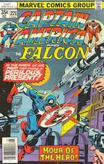 Captain America 221