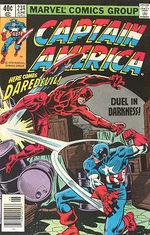 Captain America 234