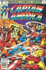 Captain America 242