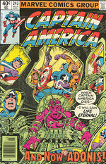 Captain America 243