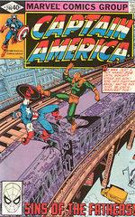 Captain America 246