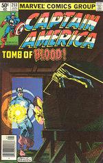 Captain America 253