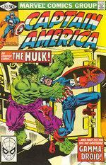 Captain America 257