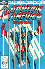 Captain America 260