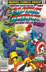Captain America 261