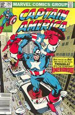 Captain America 262