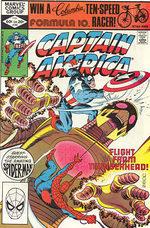 Captain America 266