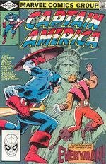 Captain America 267