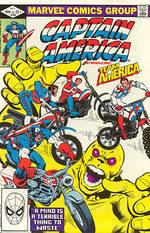 Captain America 269