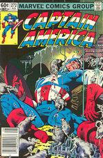 Captain America 272
