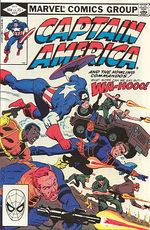 Captain America 273