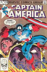 Captain America 278