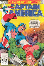 Captain America 279