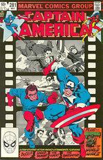 Captain America 281