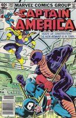 Captain America 282