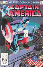 Captain America 284