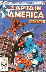 Captain America 285