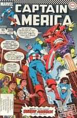 Captain America 289