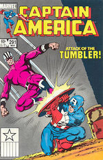 Captain America 291