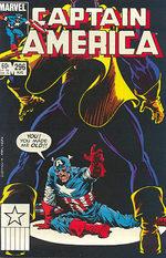 Captain America 296