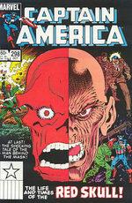 Captain America 298