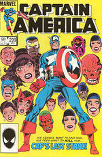 Captain America 299