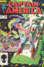 Captain America 301