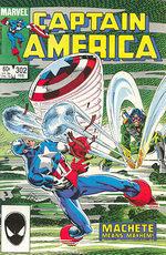 Captain America 302
