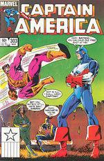 Captain America 303